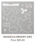 magnolia dies