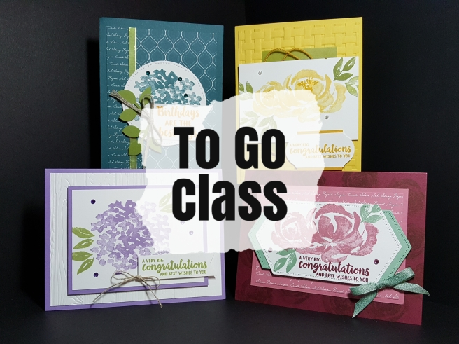 beautiful friendship card class