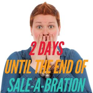 2 days left