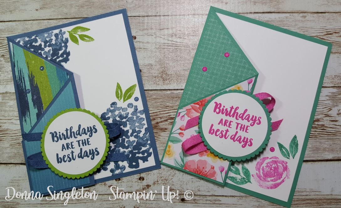 Beautiful Friendship Diagonal Tri-Fold Watermarked