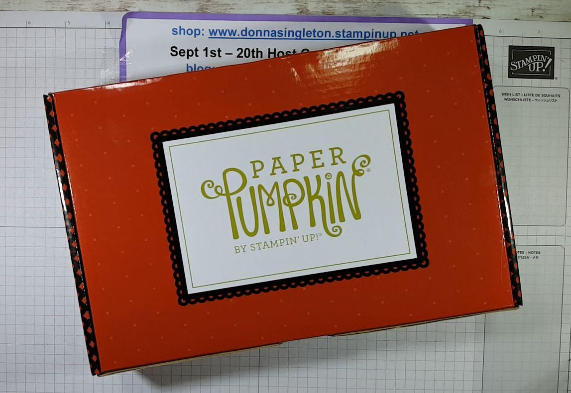 Sept Paper Pumpkin thumbnail